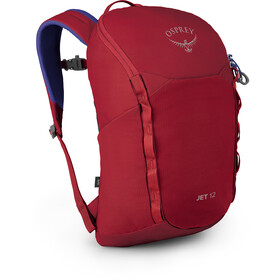 Osprey Jet 12 Rucksack Kinder cosmic red